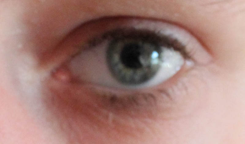Wimpers zonder mascara