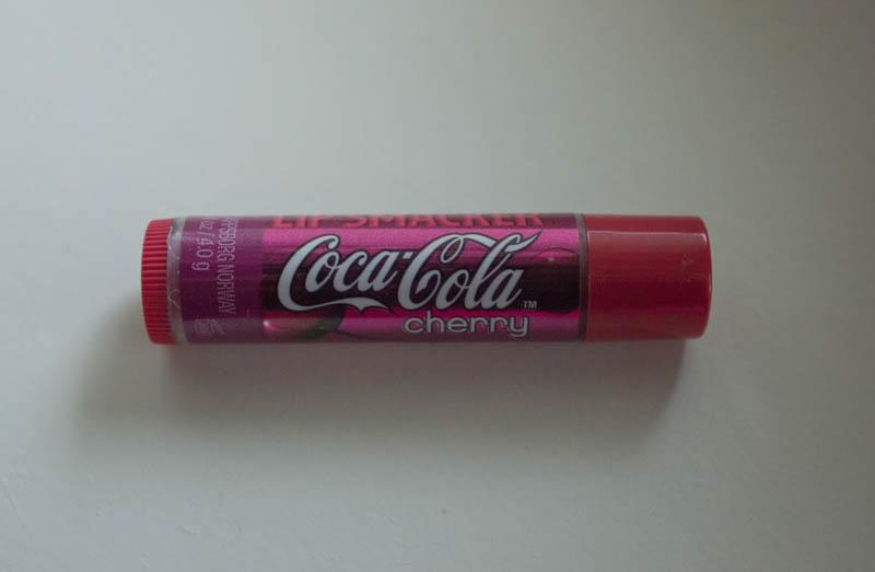 Coca Cola Cherry Lip Smacker